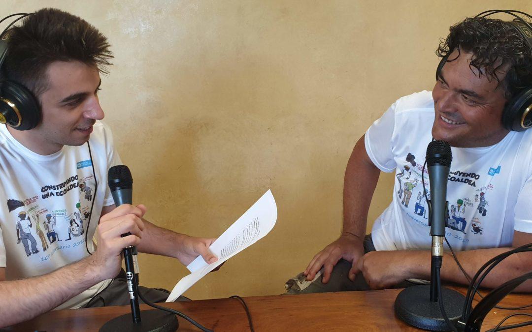 Campo de Verano 2019, entrevista a José Miguel.